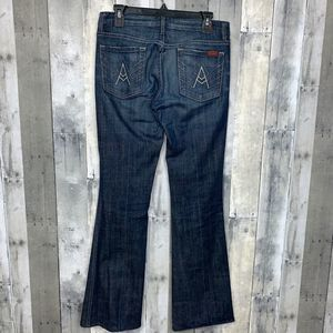 7 For All Mankind 'A' Pocket Jeans Sz 27